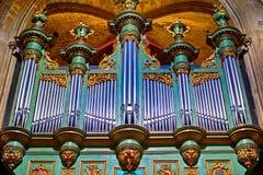 Kathedrale St Sauveur, Aix-en-Provence, Frankreich Lizenzfreie Stockfotografie
