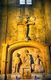 Kathedrale St Sauveur, Aix-en-Provence, Frankreich Stockbild