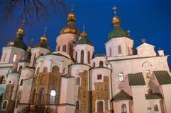Kathedrale St. Sofia Stockfotografie