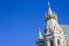 Kathedrale St. Stephan, Wien Österreich Lizenzfreie Stockfotografie
