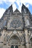 Kathedrale St. Vitus Lizenzfreie Stockfotografie