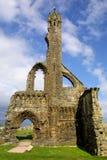 Kathedrale Str.-Andrews - Pfeife - Schottland Lizenzfreie Stockfotografie