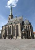 Kathedrale Str.-Bartholomews lizenzfreies stockfoto