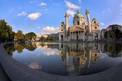 Kathedrale Str.-Charles Lizenzfreie Stockfotos