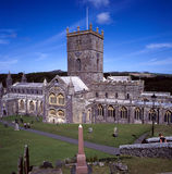 Kathedrale Str.-Davids Lizenzfreies Stockfoto