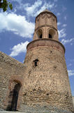 Kathedrale Str.-George in Signagi Stockfotos
