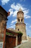 Kathedrale Str.-George in Signagi Stockfotografie