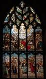 Kathedrale Str.-Giles in Edinburgh Schottland. Großbritannien. lizenzfreie stockfotos