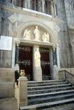 Kathedrale Str.-Joseph, Steinstadt, Zanzibar Lizenzfreie Stockbilder