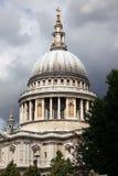 Kathedrale Str.-Paul in London Lizenzfreies Stockfoto