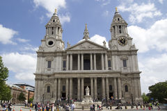 Kathedrale Str.-Paul´s Lizenzfreie Stockfotos