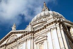 Kathedrale Str.-Pauls Stockbilder