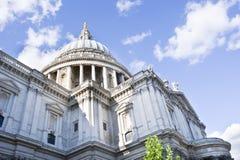 Kathedrale Str.-Pauls, London, Großbritannien Lizenzfreie Stockfotografie