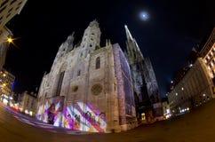 Kathedrale Str.-Stephens, Wien, Österreich Stockfotos