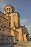 Kathedrale Tbilisi-Sameba Stockfoto