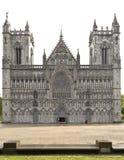 Kathedrale, Trondheim, Norwegen Lizenzfreies Stockbild