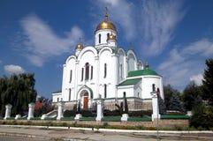 Kathedrale, Tyraspol, Transnistrien Stockbilder
