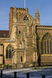 Kathedrale und Abbey Church des Heiligen Alban, Großbritannien Lizenzfreie Stockfotografie