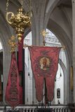 Kathedrale unserer Dame - Antwerpen in Belgien Lizenzfreie Stockfotografie