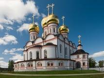 Kathedrale unserer Dame des Iberers Stockbild
