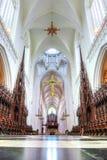 Kathedrale unseres Dameninnenraums, Antwerpen, Belgien lizenzfreie stockfotos