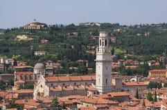 Kathedrale Verona, Italien Lizenzfreie Stockfotografie