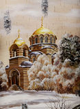 Kathedrale von Alexander Nevskij Lizenzfreie Stockfotografie