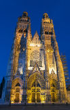 Kathedrale von Ausflügen Lizenzfreie Stockbilder