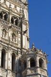 Kathedrale von Ausflügen Stockbild
