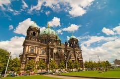 Kathedrale von Berlin Lizenzfreies Stockbild
