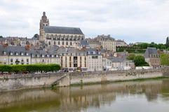 Kathedrale von Blois in Frankreich Lizenzfreie Stockbilder