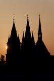 Kathedrale von Blois, von Loir und von Cher Lizenzfreies Stockbild