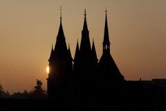 Kathedrale von Blois Stockfotos