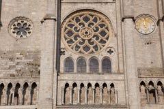 Kathedrale von Blois Lizenzfreies Stockbild