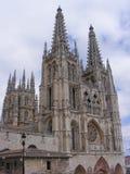 Kathedrale von Burgos Stockbilder