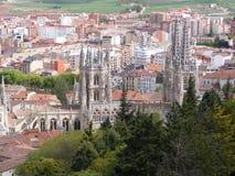Kathedrale von Burgos Lizenzfreies Stockbild