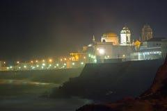 Kathedrale von Cadiz Lizenzfreies Stockfoto