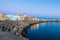Kathedrale von Cadiz Lizenzfreie Stockfotografie
