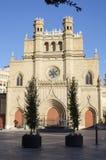 Kathedrale von CastellÃ-³ n Stockfotografie