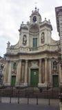 Kathedrale von Catania Stockfotografie