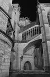 Kathedrale von Chartres Stockbild