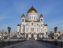 Kathedrale von Christ der Retter Stockbild