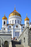 Kathedrale von Christ der Retter Lizenzfreie Stockfotografie