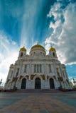 Kathedrale von Christ der Retter Stockfotografie