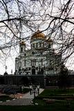 Kathedrale von Christus der Retter, Moskau 2012 Stockfoto