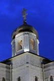 Kathedrale von Christus der Retter in Pyatigorsk, Nord-Cauca Stockbild