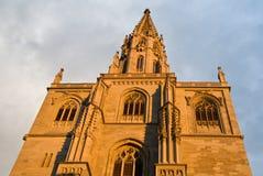 Kathedrale von Constance Stockbild