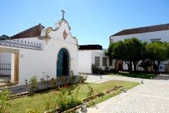 Kathedrale von Faro, Faro, Algarve, Portugal lizenzfreies stockfoto