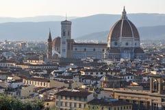 Kathedrale von Florenz Lizenzfreie Stockbilder