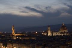 Kathedrale von Florenz Lizenzfreies Stockbild